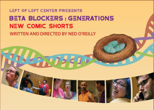 Beta Blockers: Generations performed December 1-10, 2016